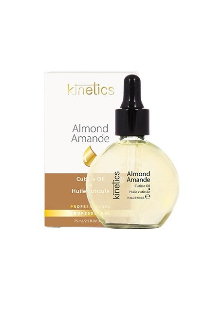 Essential Oil Almond 75ml, packed in box