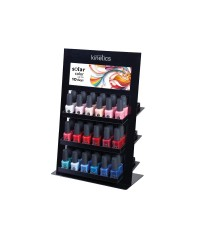 Kinetics Nail Polish Dispaly Set
